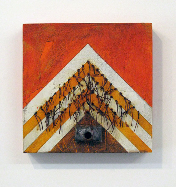 """Twisted Chevron""